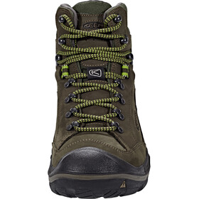 Keen Galleo Mid WP Chaussures Homme, black/greenery